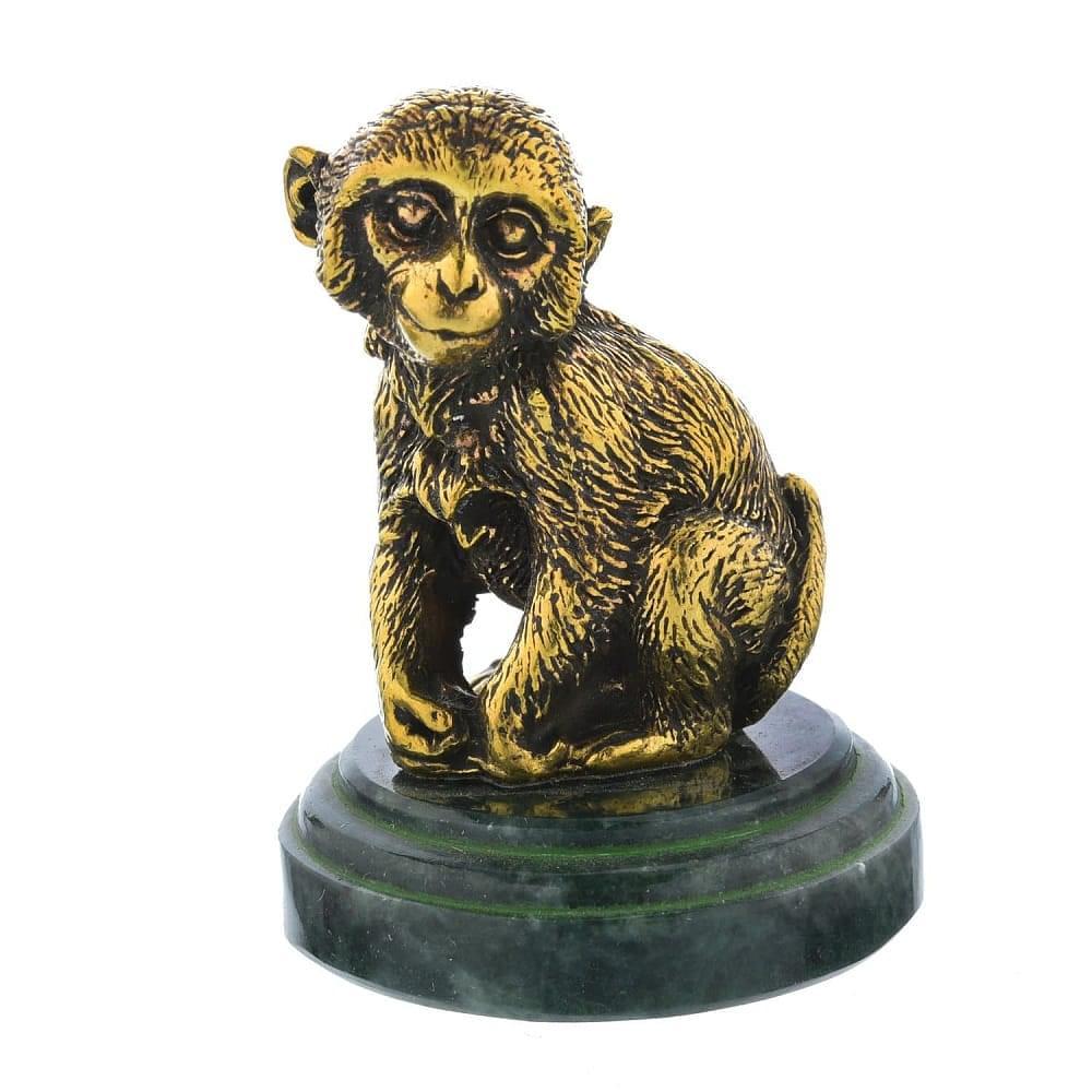 удаляли статуэтка обезьяны картинки бригада